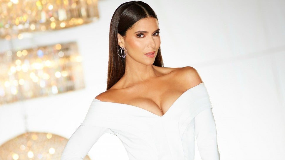 Roselyn Sanchez Grand Hotel