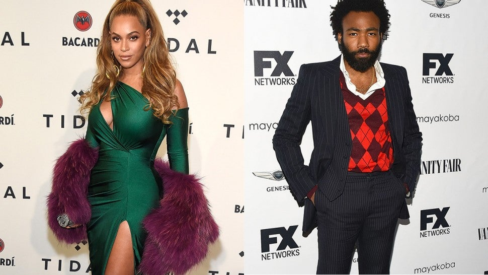 Listen to Beyonce and Donald Glover Duet on 'Can You Feel the Love Tonight' From 'Lion King'