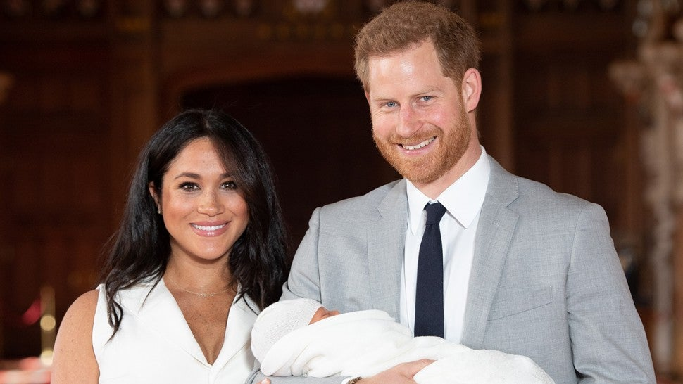 Prince Harry, Andy Cohen and More First-Time Dads Who Are Celebrating Their First Father's Day