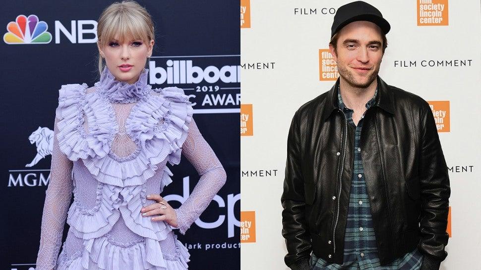 Robert Pattinson en Taylor Swift dating twee s bedrijf dating agency Ierland