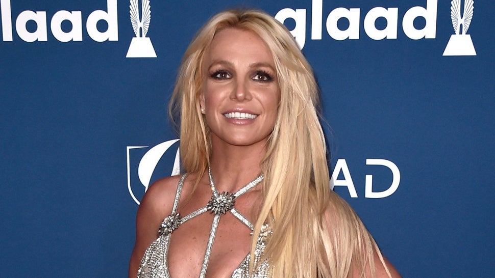 Britney Spears at 29th Annual GLAAD Media Awards
