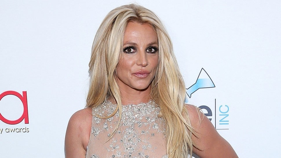 Britney Spears at 4th Hollywood Beauty Awards
