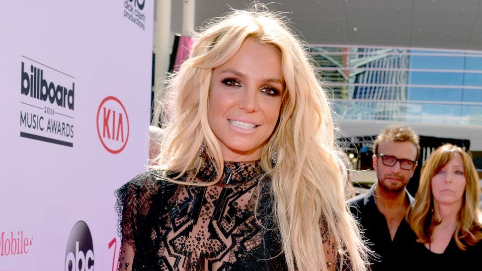 Britney Spears at 2016 Billboard Music Awards