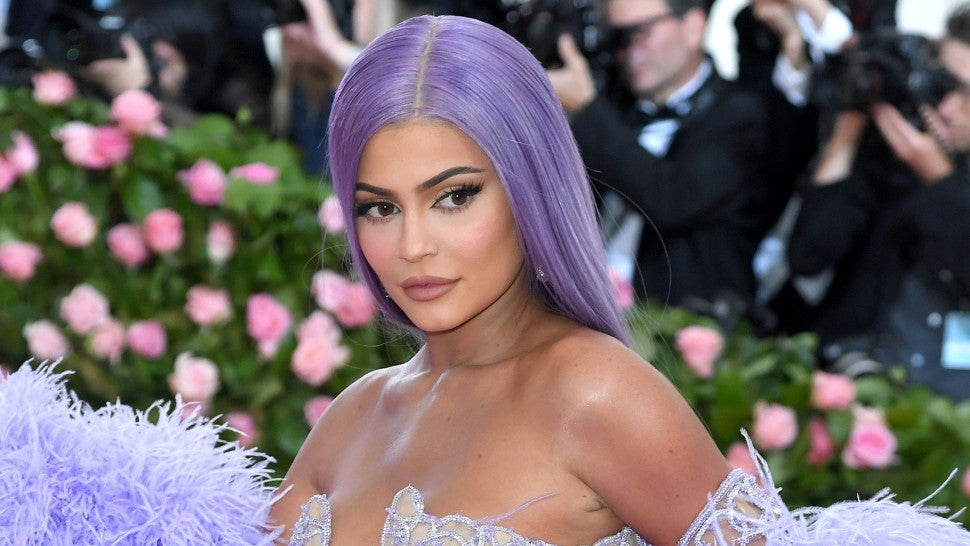 Kylie Jenner's Daughter Stormi Attended Halloween Festivities Dressed Like Mom