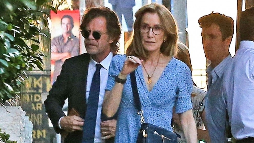 Felicity Huffman Celebrates Daughter Sofia's Graduation Amid College Admissions Scandal