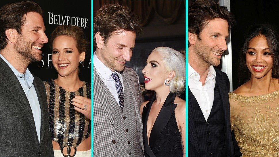 All the Times Bradley Cooper Had Off-the-Charts Chemistry With Co-Stars: From Jennifer Lawrence to Lady Gaga