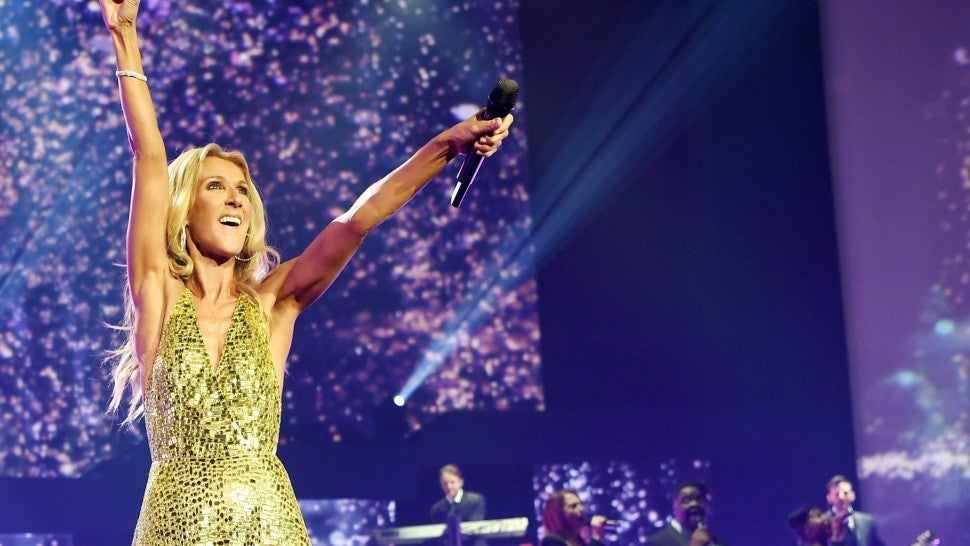 Celine Dion pays tribute to late husband as Las Vegas residency ends