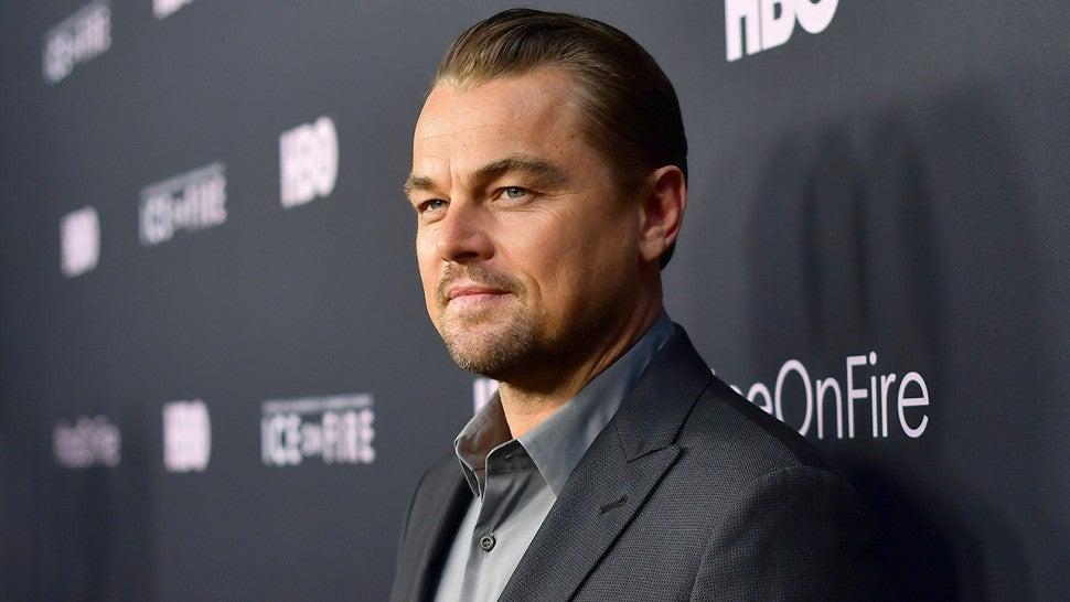 DiCaprio's foundation pledges $5M for Amazon fires