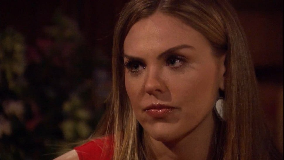'The Bachelorette': Hannah Brown Asks Producers to Step in Over Luke P. Drama
