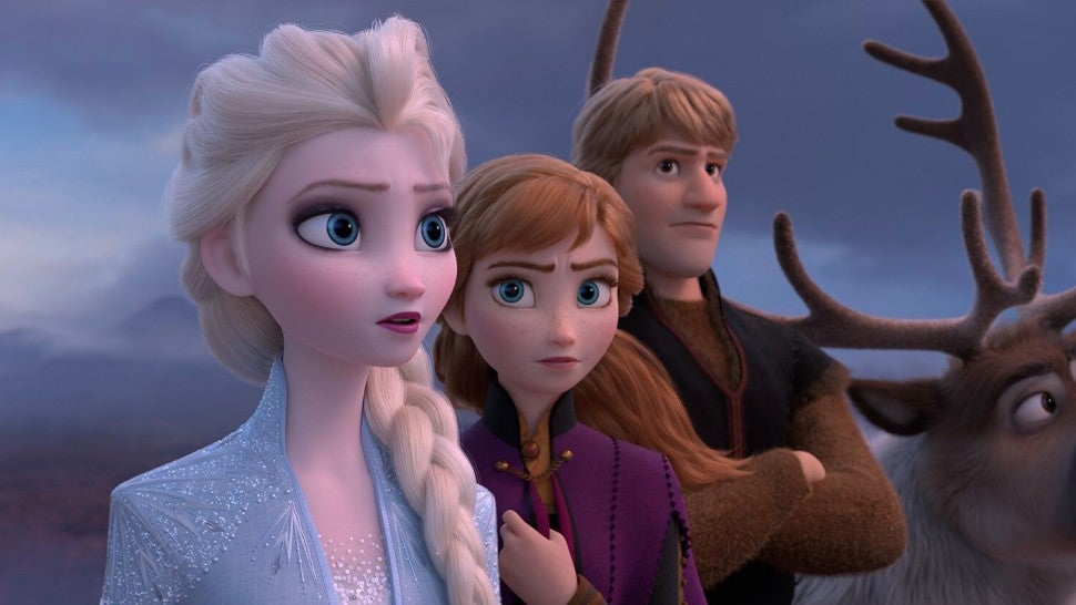 'Frozen 2' trailer: Elsa searches for the truth about her powers