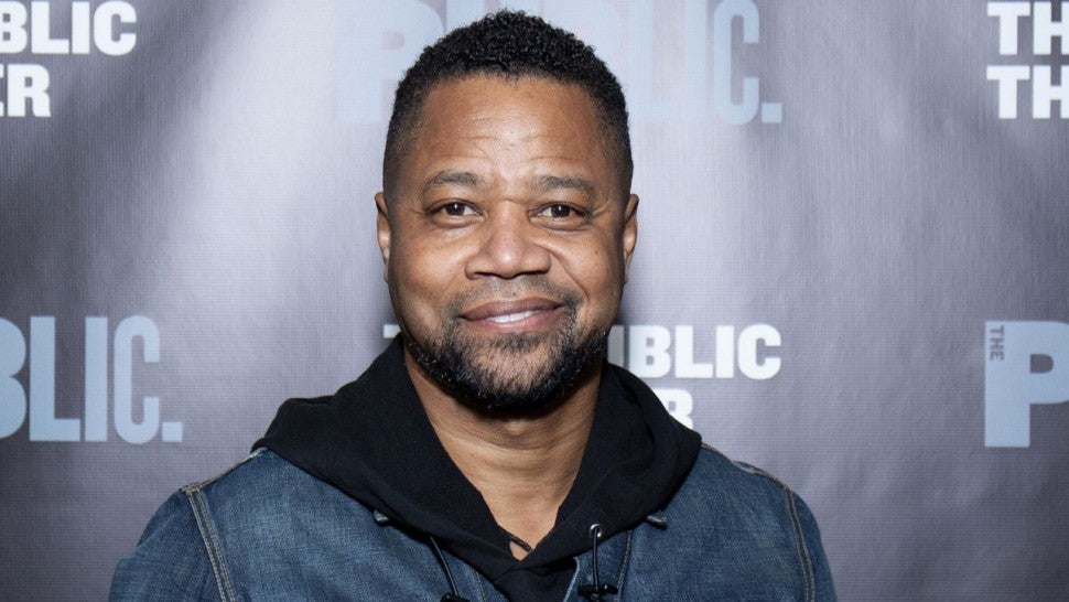 Cuba Gooding Jr Reacts To The Inappropriate Touching Incident