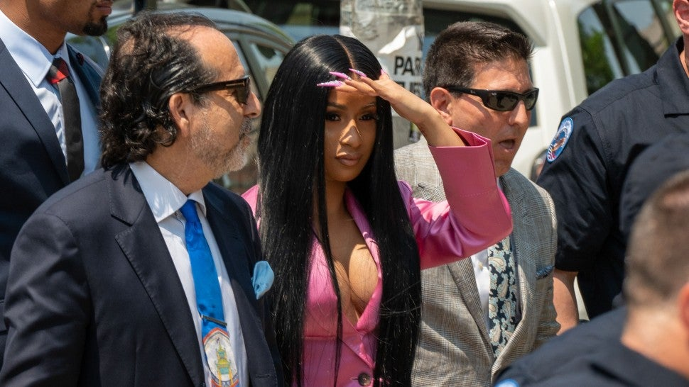 Cardi B Indicted On Multiple Felonies In NY Strip Club Brawl