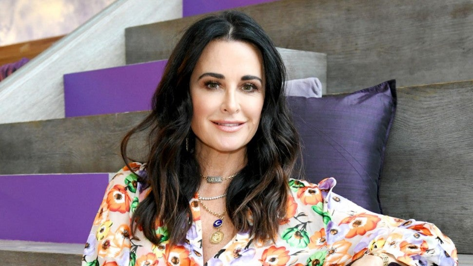 Here's What Kyle Richards Thinks About Brandi Glanville Returning to 'RHOBH' Full-Time