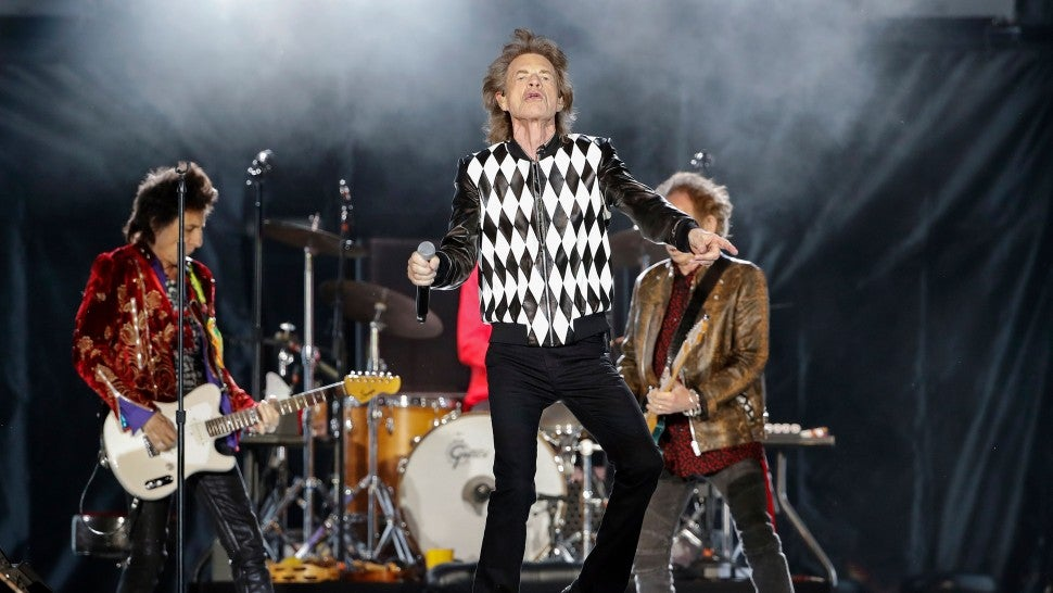 Mick Jagger Returns to the Stage Following Heart Procedure