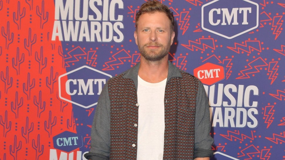 Dierks Bentley at the 2019 CMT Music Awards