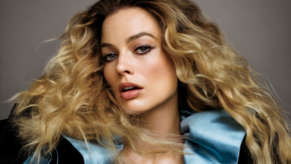 Margot Robbie 'hates' being called this one word