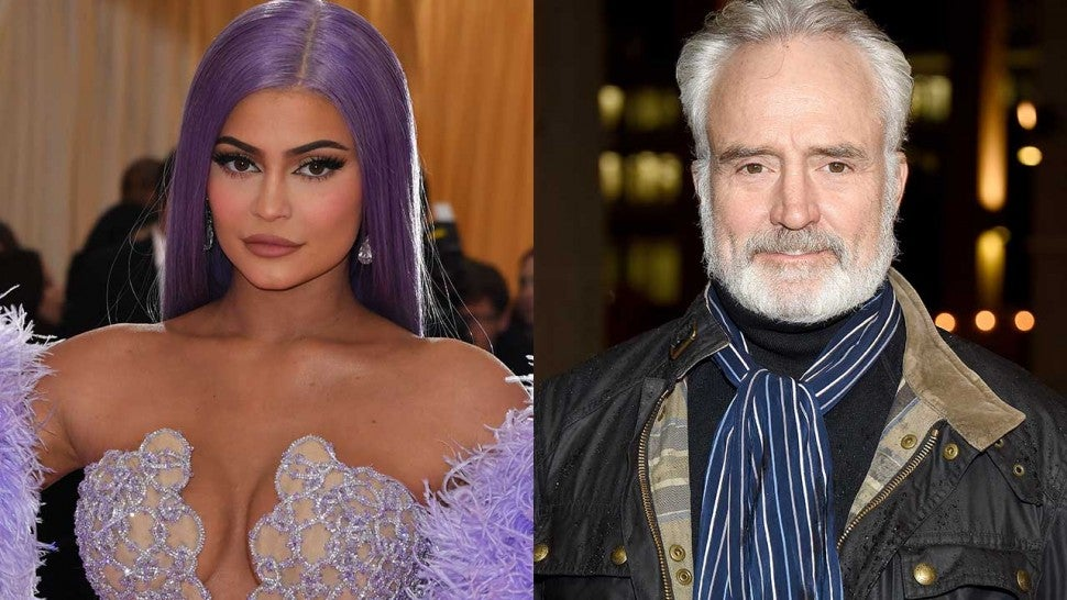 Kylie Jenner and Bradley Whitford