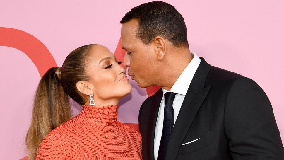 Jennifer Lopez and Alex Rodriguez Stun Together at the 2019 CFDA Fashion Awards