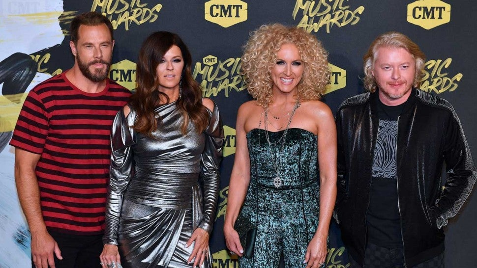 Little Big Town at the CMT Music Awards 2019