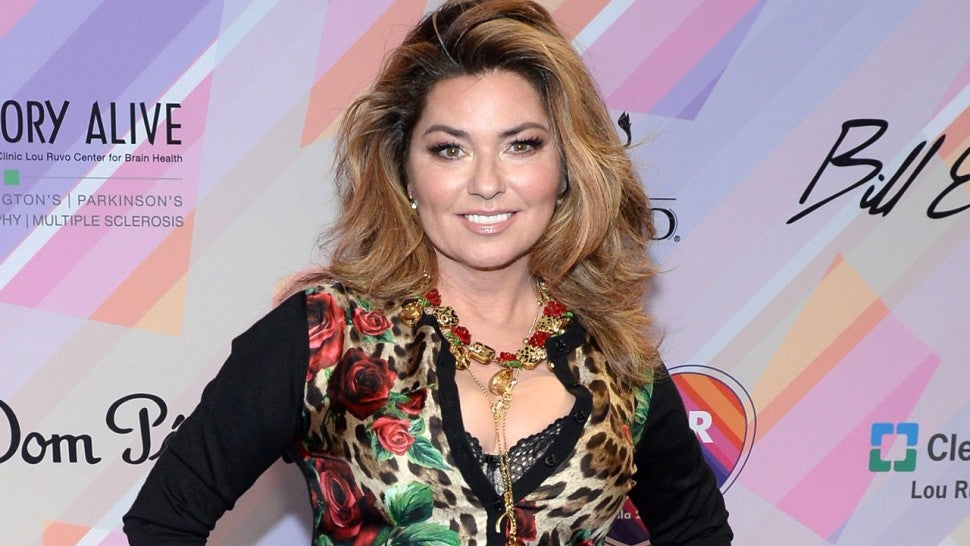 Shania Twain Opens Up About Creating a 'Party Vibe' for Her New Las Vegas Residency (Exclusive)