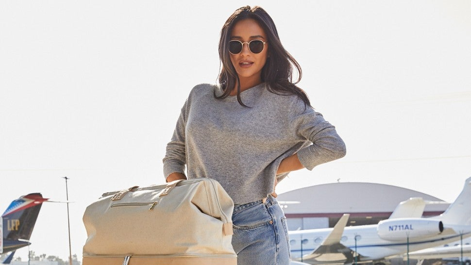 The Best New Fashion & Beauty Products -- Shay Mitchell's Luggage Collection, Baby Phat Relaunch & More!