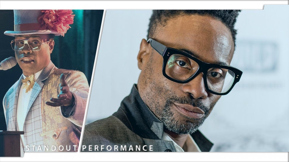 Why It's a Great Time to Be Billy Porter (Exclusive)