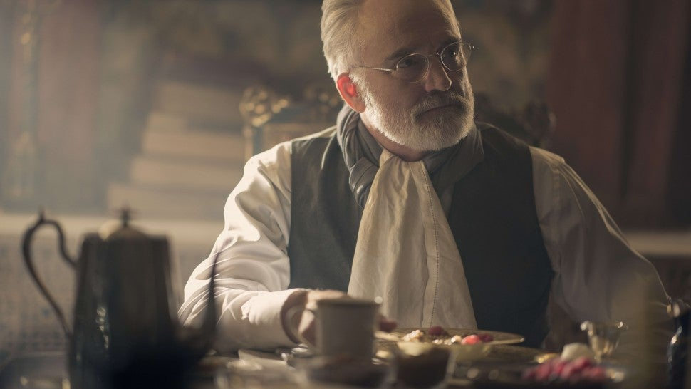 'The Handmaid's Tale': Bradley Whitford Reveals the Real-Life Inspiration Behind His Cryptic Role (Exclusive)