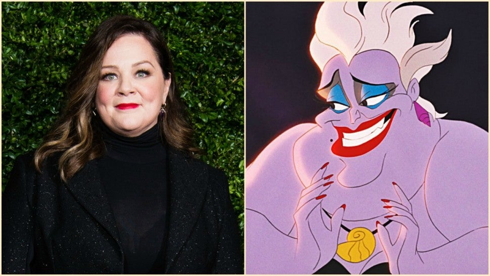 Melissa McCarthy In Talks To Play Ursula In THE LITTLE MERMAID Remake