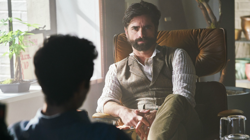 John Stamos Says He'll Be Back for 'You' Season 2 (Exclusive)