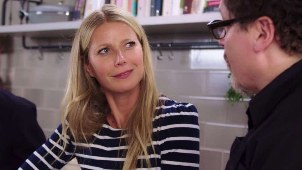 GWYNETH PALTROW Didn't Realize She Was in SPIDER-MAN: HOMECOMING