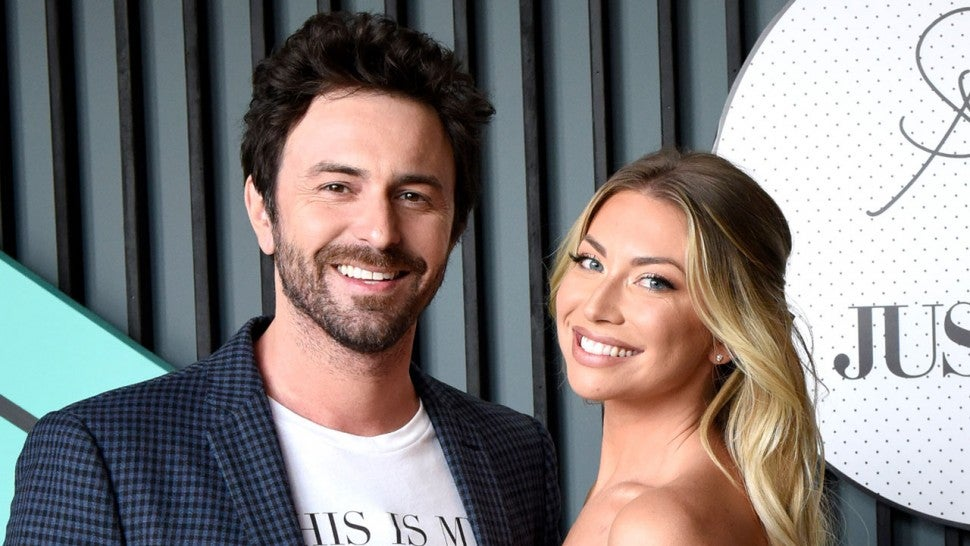 Beau Clark and Stassi Schroeder in June 2019