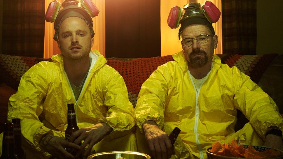 Breaking Bad' Fans Are Disappointed Over Aaron Paul and