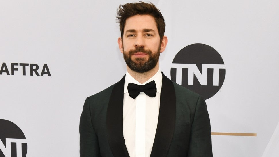 John Krasinski Has Begun Filming the 'Quiet Place' Sequel -- See the First On-Set Pic!