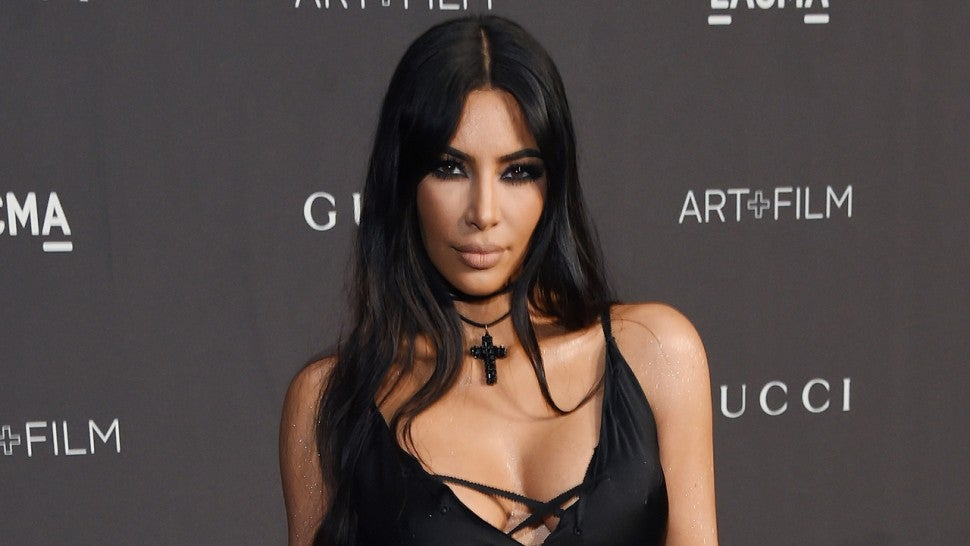 Kim Kardashian Shares Snap of Saint Cradling His Baby Brother Psalm