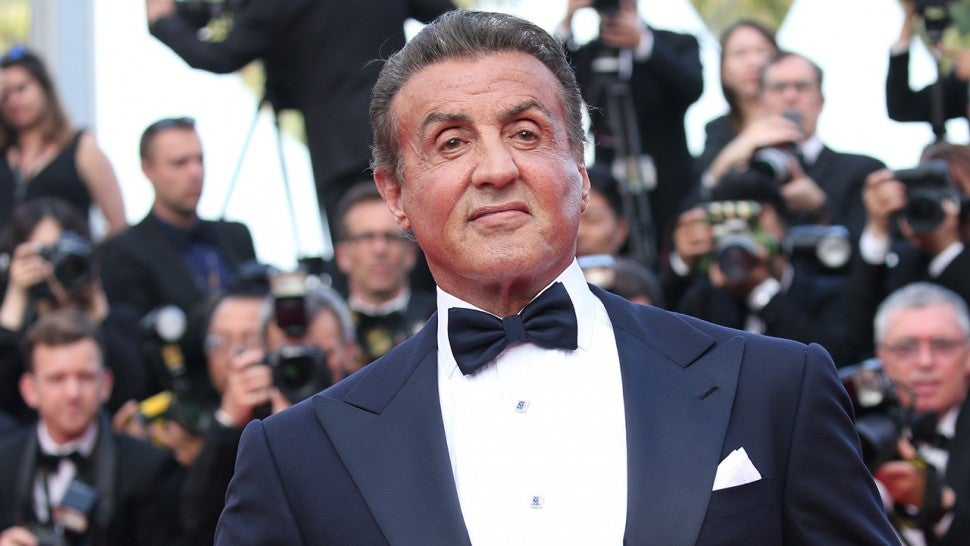 Sylvester Stallone Says He Has 'Zero Ownership' of 'Rocky