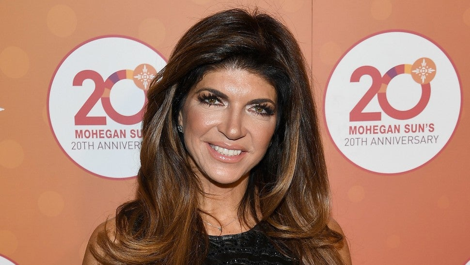 Teresa Giudice on How Her New Boyfriend Is Different From Ex-Husband Joe,  and If They've Talked Marriage   Entertainment Tonight