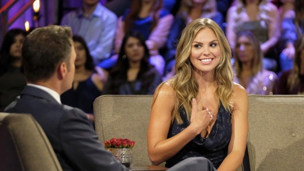 'The Bachelorette': ET Will Be Live Blogging Hannah Brown's 'Men Tell All'