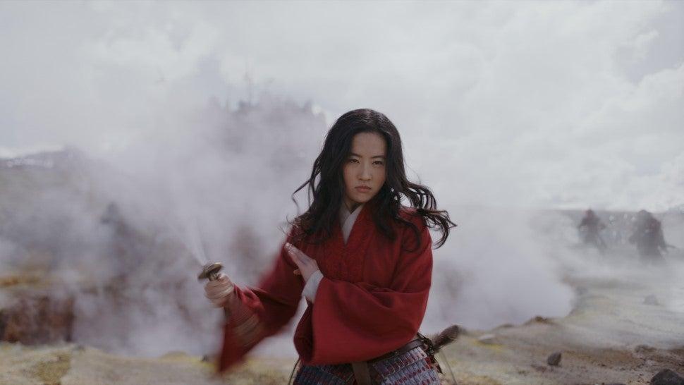 'Mulan' fights her way through first trailer for Disney remake