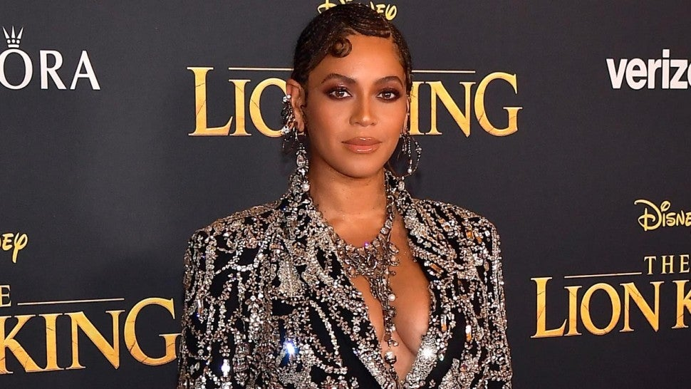 Beyonce Films a Music Video in the Most Scenic Location Ever