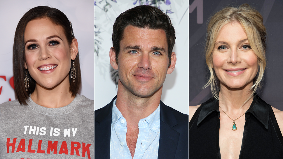 'When Calls the Heart' and 'Lost' Stars to Headline Hallmark Christmas Movies (Exclusive)