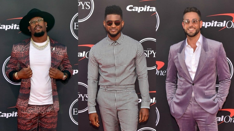 Fierce Men's Fashion ESPYs