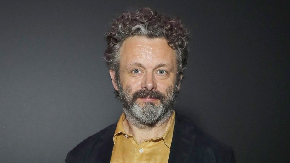 Baby joy for actor Michael Sheen and girlfriend Anna Lundberg