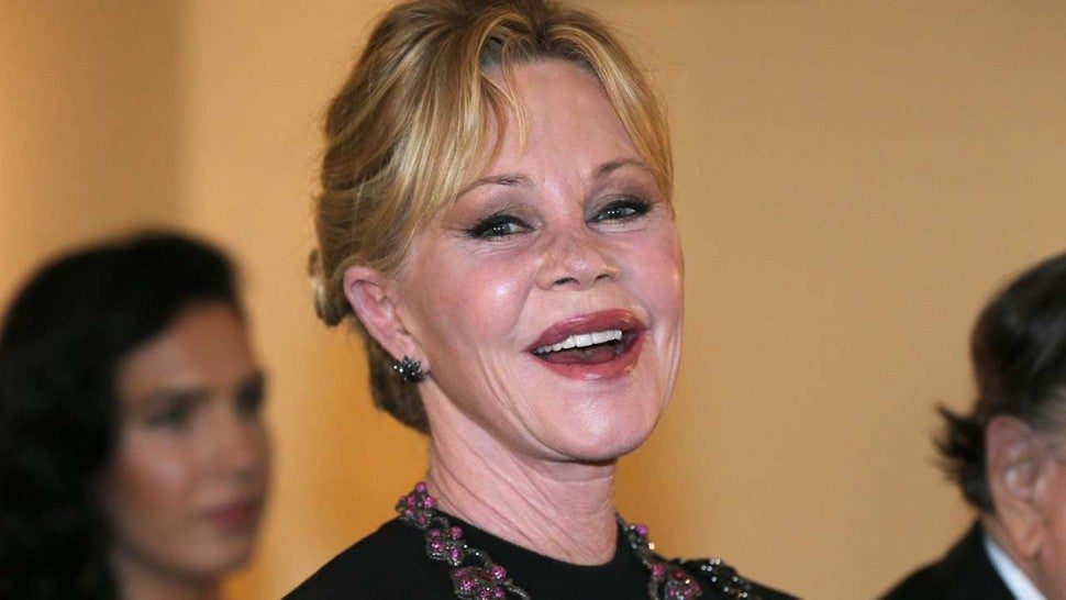 Melanie Griffith Shows Off Her Impressive Workout Routine