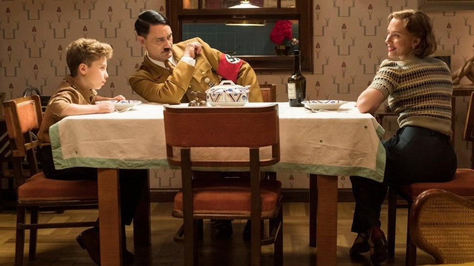Taika Waititi Plays Hitler in the Scarlett Johansson-Starring 'Jojo Rabbit': Watch the First Trailer