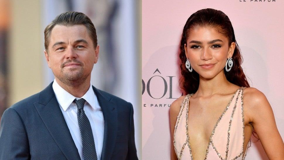 Leonardo Dicaprio Loves Euphoria And Zendaya Is Geeked