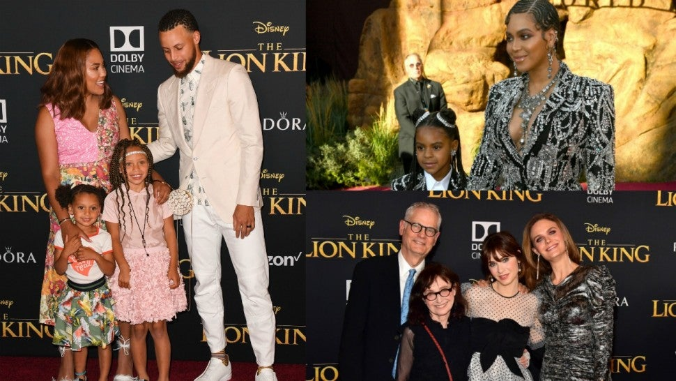 Image result for the lion king premiere