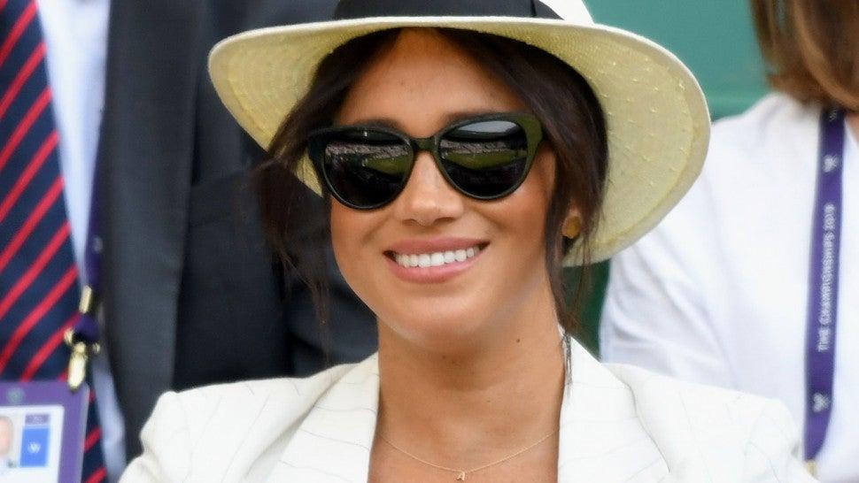 fc18a62c65f1 Summer 2019 Sunglasses Celebs Are Wearing -- Meghan Markle, J.Lo ...