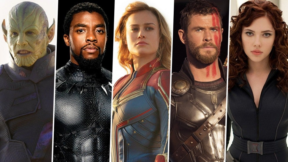 Comic-Con 2019: ET Is Live Blogging the Marvel Panel
