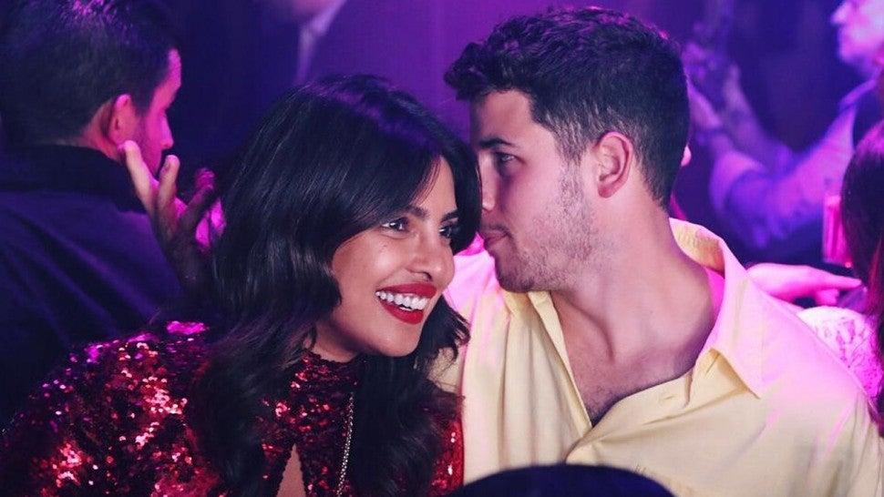 Priyanka Chopra Had the Best Time Celebrating Her Birthday With Nick Jonas -- See the Party Pics!