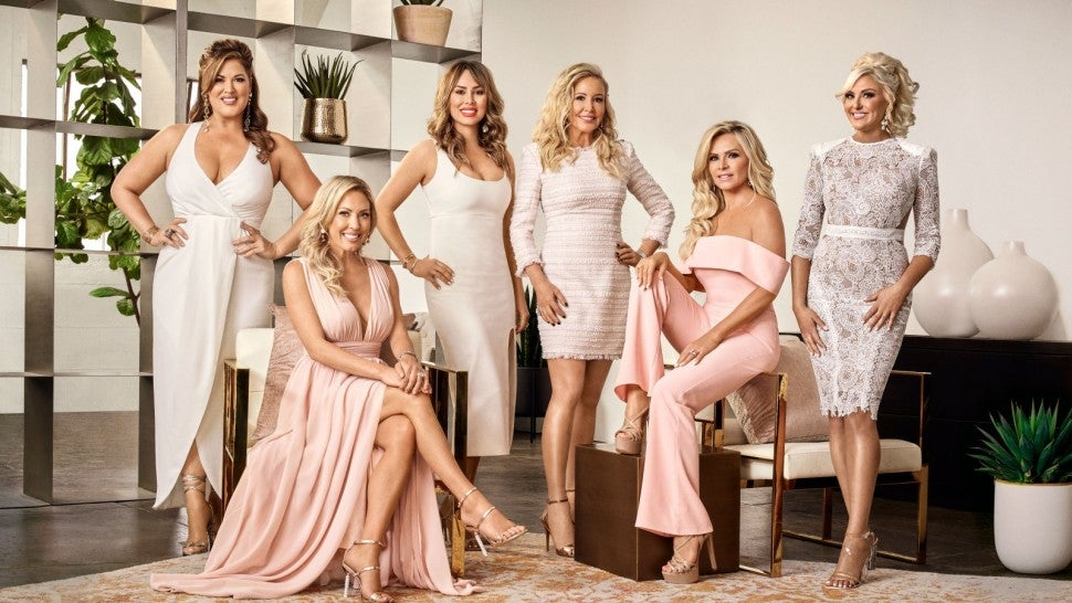Image result for Real Housewives of Orange County cast picture 2019